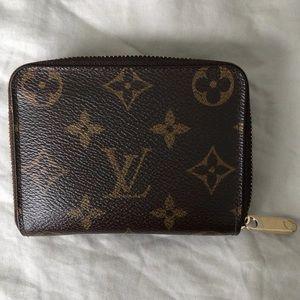 Zippy Coin Purse Louis Vuitton